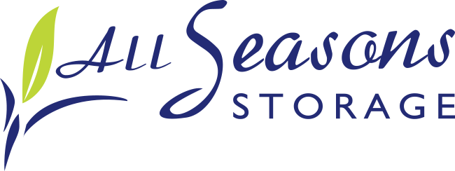 all seasons storage color logo